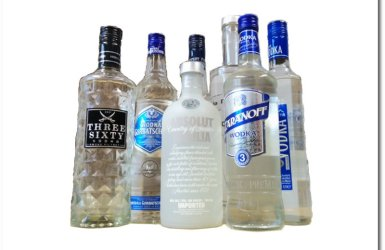 My 5 Favorite Vodkas – Summer 2015
