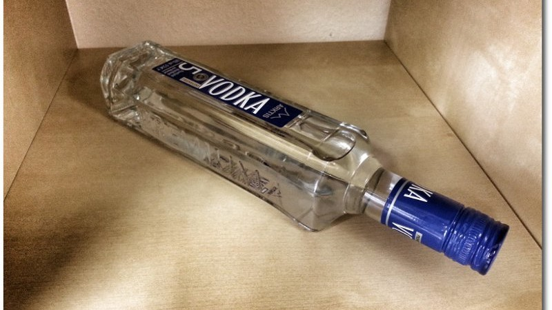 Test: Arktis Premium Vodka 40 % vol. from Netto