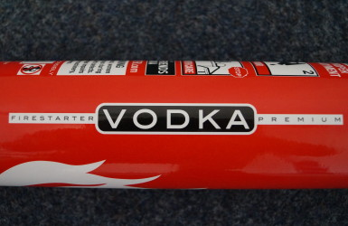 Firestarter Vodka – The Fire Extinguisher