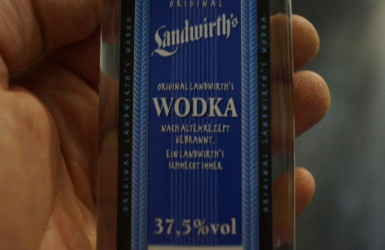 Landwirth's Vodka – Wheat Korn