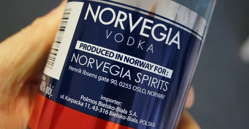 Norvegia Vodka – Potato Spirit from the Arctic Circle