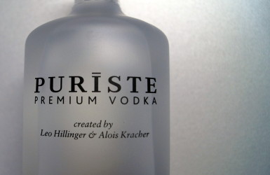 Puriste Vodka – High Proof Alpine Water