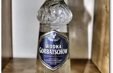 Test of Vodka Gorbachev