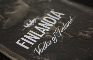 Finish vodka – a special drop