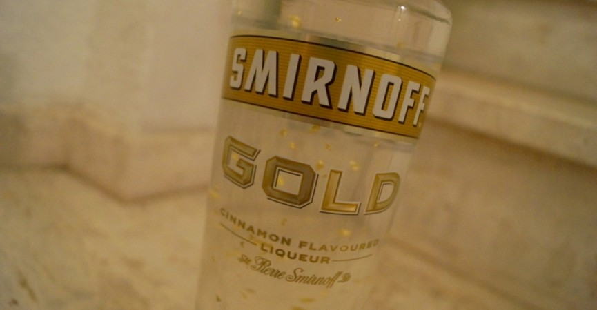 Smirnoff Gold – Sweet Golden Boy